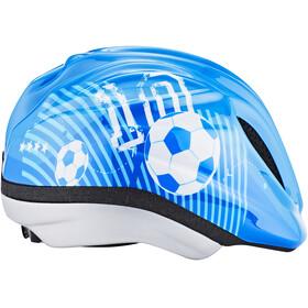 Puky PH 1-S/M Fahrradhelm blau Fußball